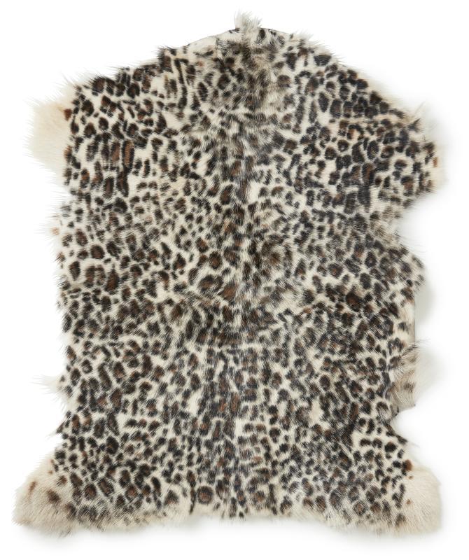 Goaty Goatskin - Leopard