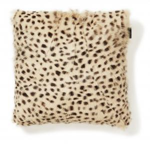 Goaty Cushion cover Goatskin - Panther