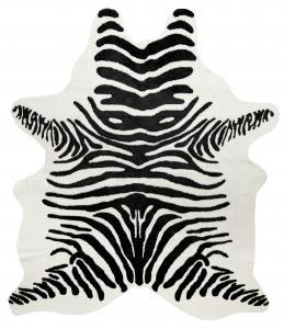 Victor Cowhide - Zebra