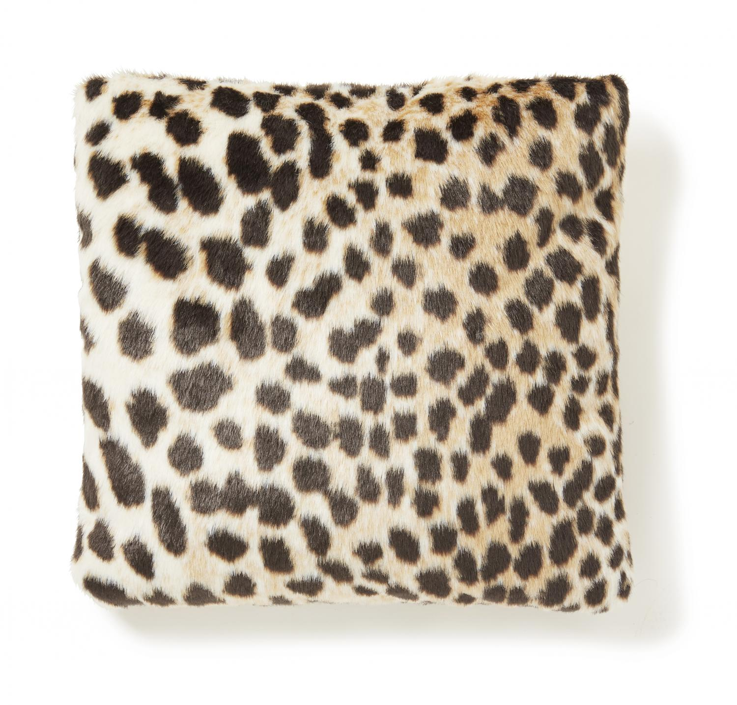 Leo cushion cover - Leopard