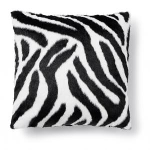 Victor cushion cover - Zebra