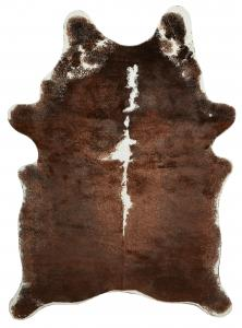 Maja cowhide - Exotic Brown/White