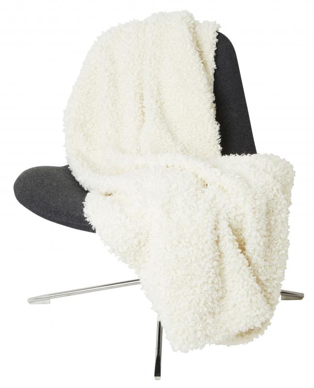 Ulli blanket - Ivory