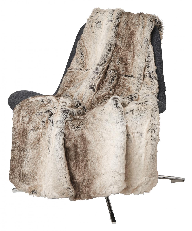 Cozy blanket - Nature Melange