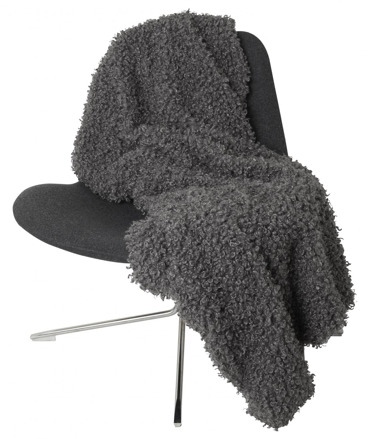 Ulli blanket - Grey