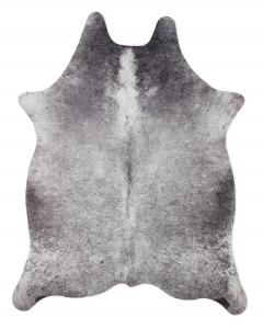 Gray Mountain cowhide - Grey