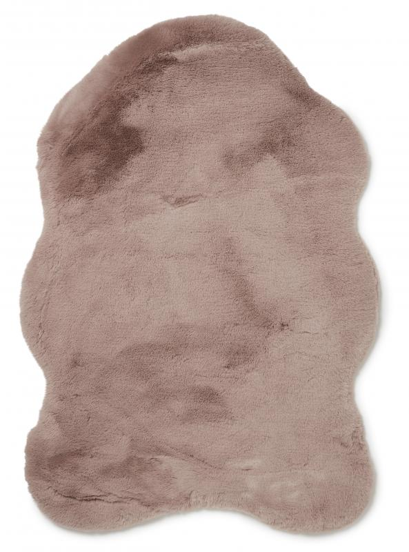 Fluffy Rug - Pink