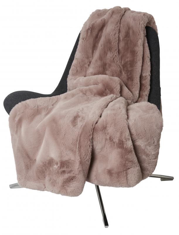 Fluffy Blanket - Pink