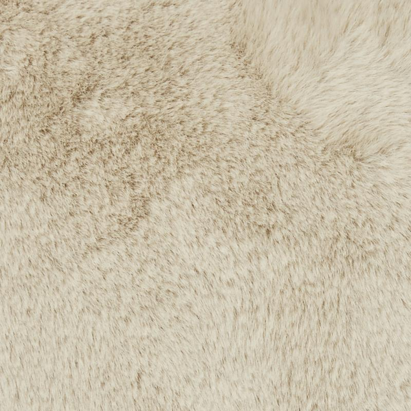 Fluffy Cushion - Beige