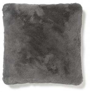 Fluffy Cushion - Grey