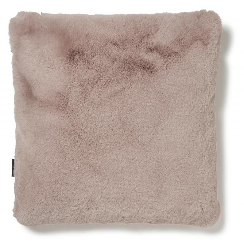 Fluffy Cushion - Pink