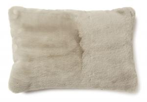 Fluffy Cushion - Taupe