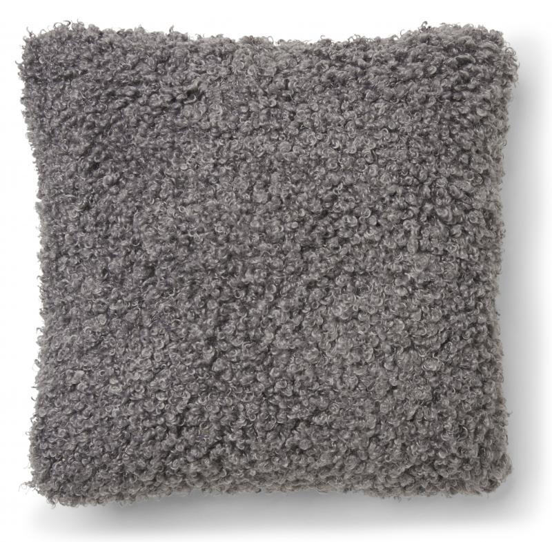 Ulli cushion cover - Charcoal