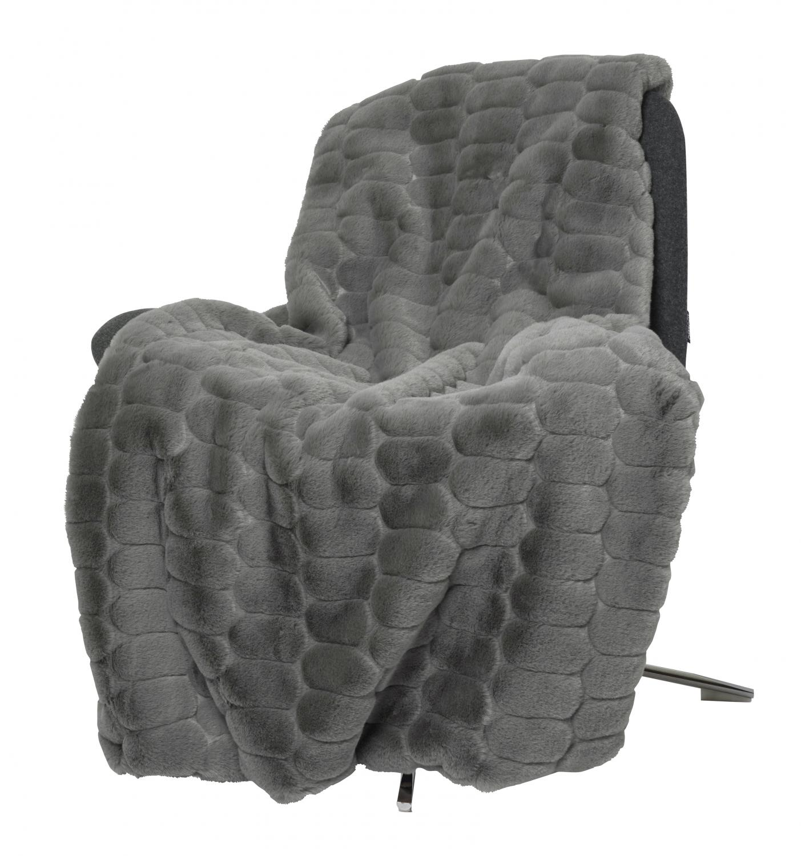 Bubble Blanket - Grey