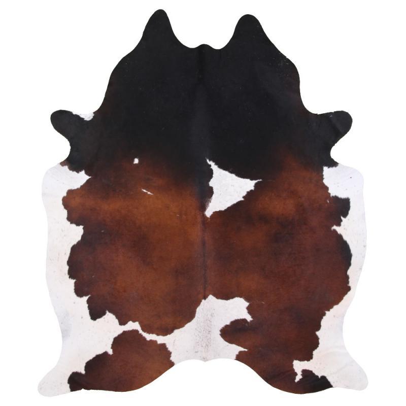 Bonta Cowhide Carpet L - Tricolor