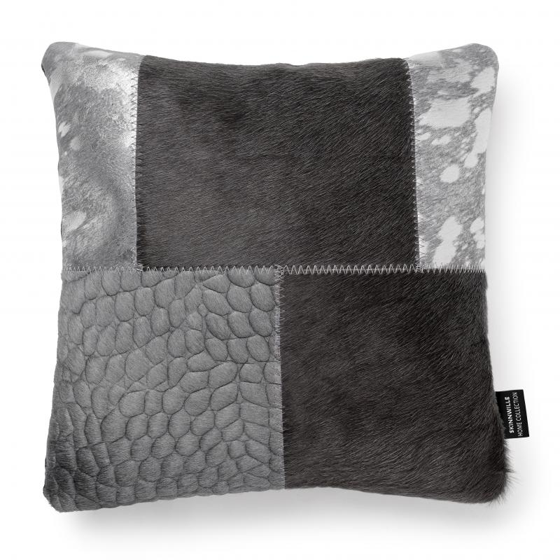 Resty Cushion cover - Grey mix