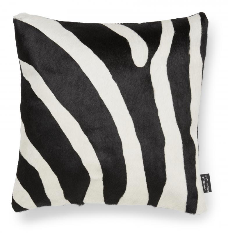 Patty Cushion cover - Zebra
