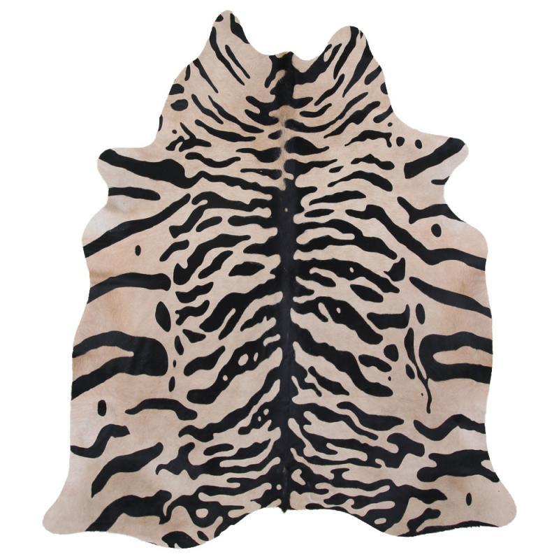 Tiger Cowhide Carpet L - Tiger
