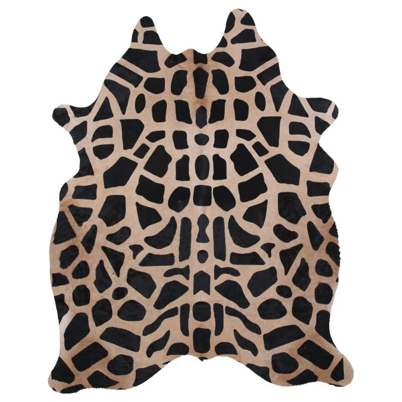 Giraffe Cowhide Carpet L - Giraffe