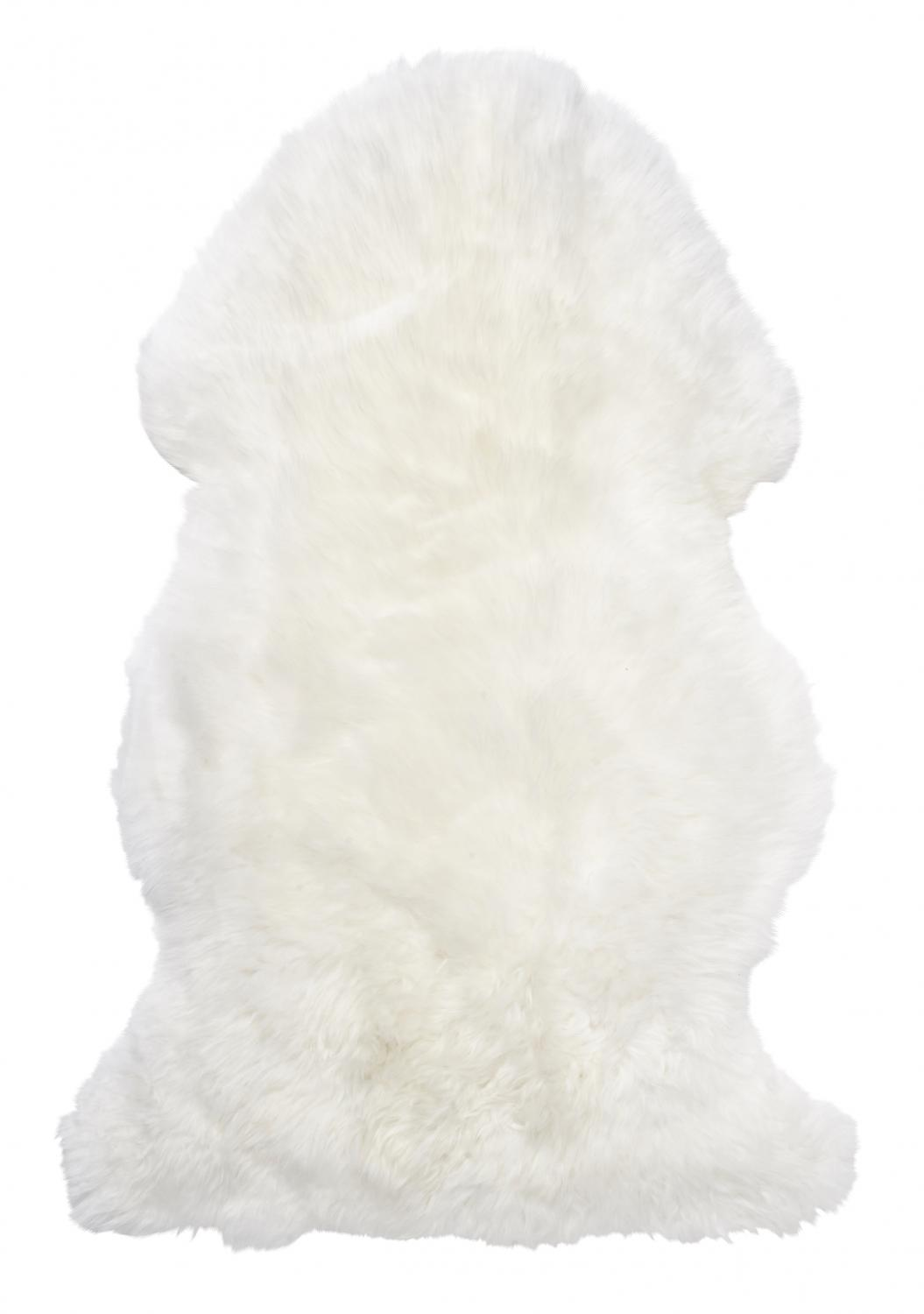 Gently-R Sheepskin - White