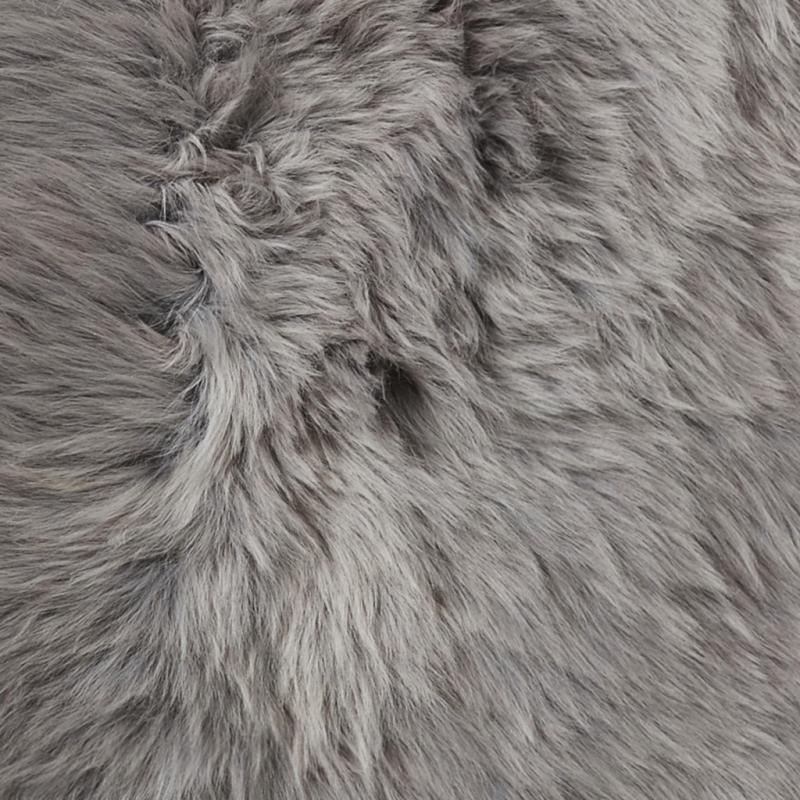 Gently Sheepskin - Graphite Grey