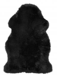 Gently Sheepskin - Black