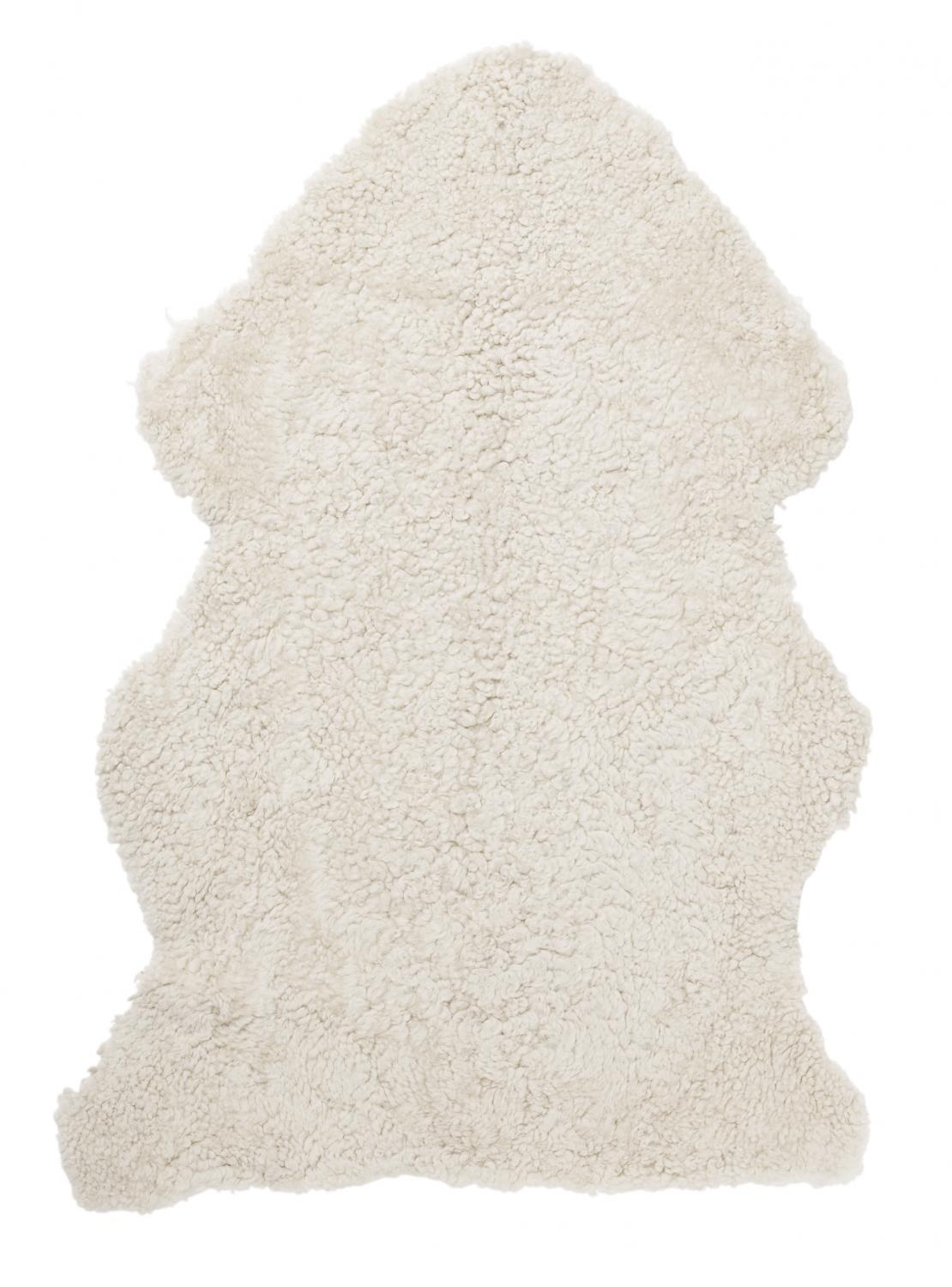 Curly Sheepskin - Beige
