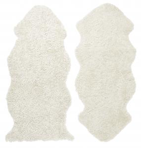Curly 1.5 Sheepskin - Beige