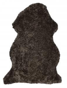 Curly Sheepskin - Brown