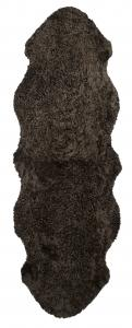 Curly Double Sheepskin - Brown