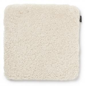Curly Seat pad 40x40 - Beige