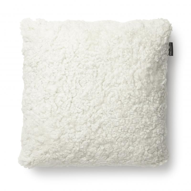 Curly Cushion cover 45x45 - White
