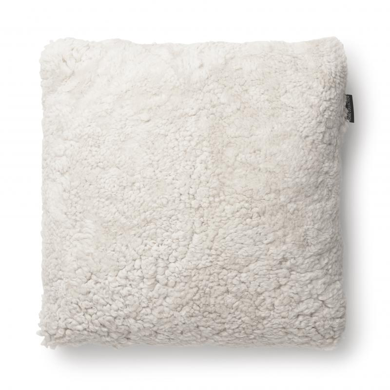 Curly Cushion cover 45x45 - Beige Moonlight