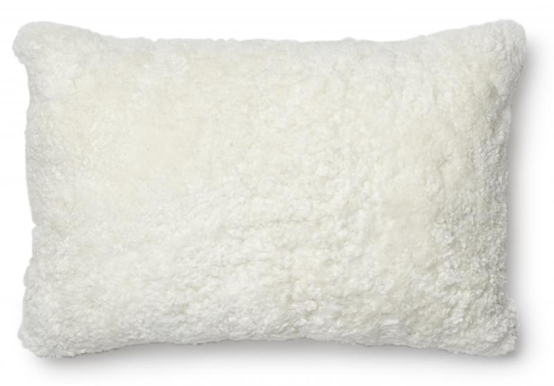 Curly Cushion cover 40x60 - White