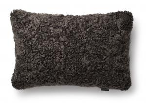 Curly Cushion cover 40x60  - Brown