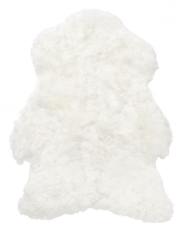 Nelly Sheepskin - Natural White