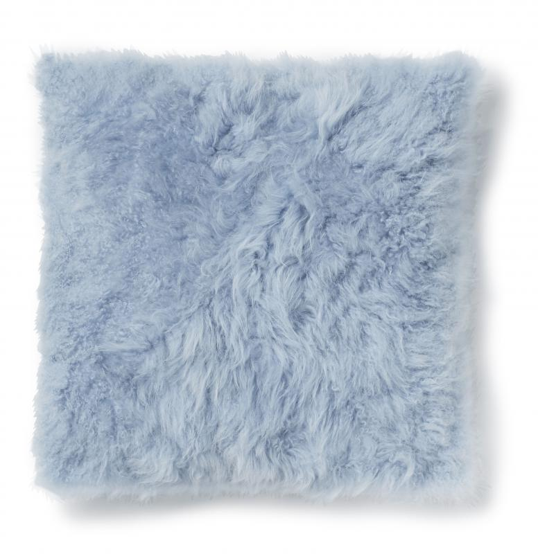 Nanny Cushion cover - Light blue