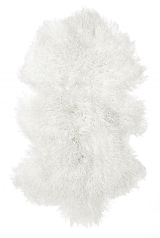 Shansi Tibetlamb - White