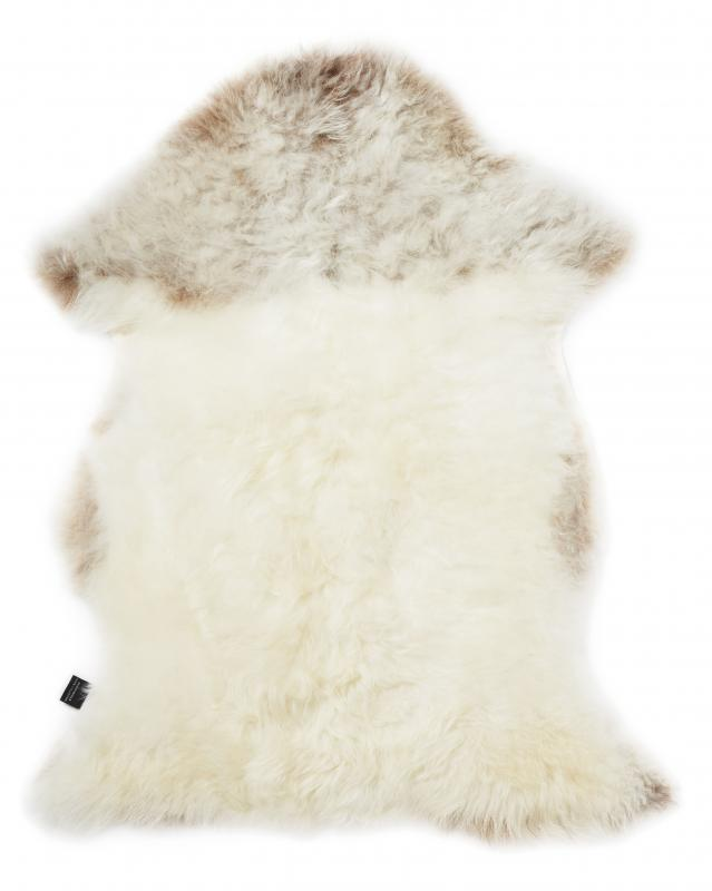 Dotty Sheepskin - Natural spotted