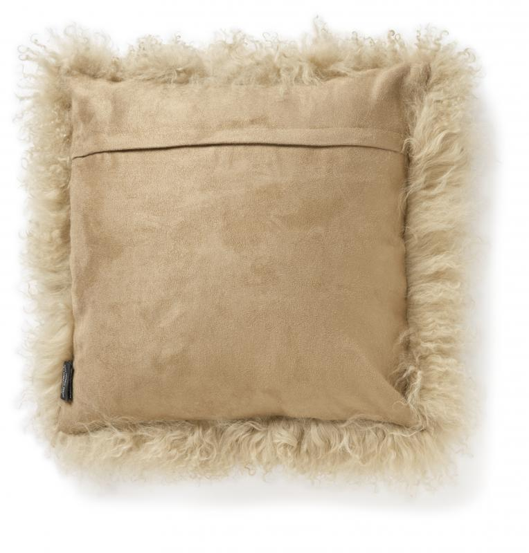 Shansi Cushion cover – Light Beige