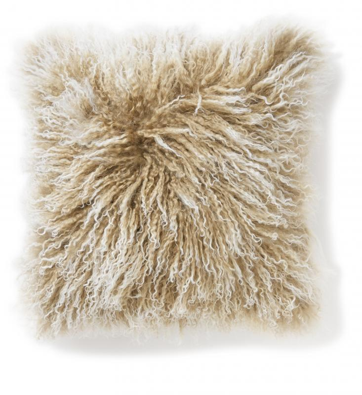 Shansi Cushion cover - Beige Snowtop