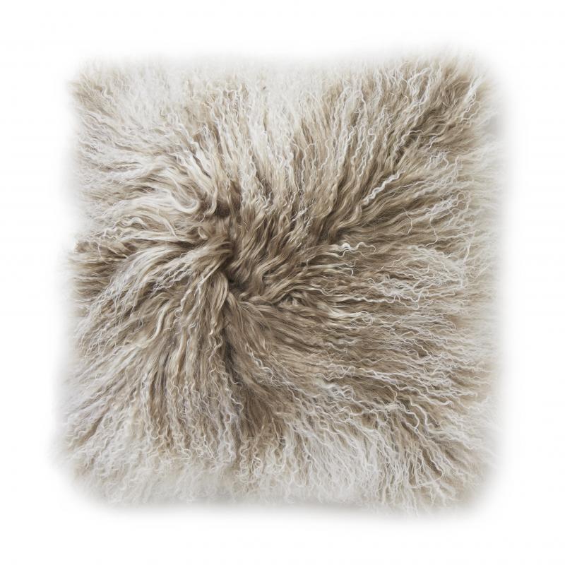 Shansi Cushion cover - Beige Snowtop