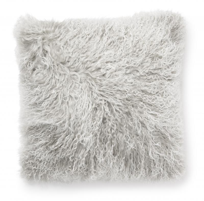 Shansi Cushion cover - Lightgrey Snowtop