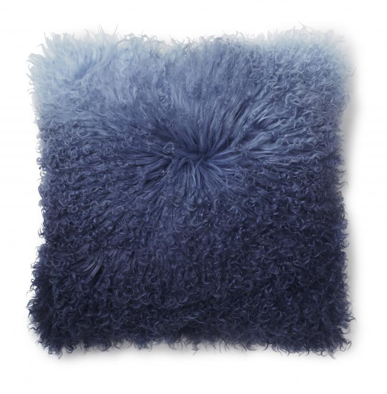 Shansi Cushion cover - Blue Degradé