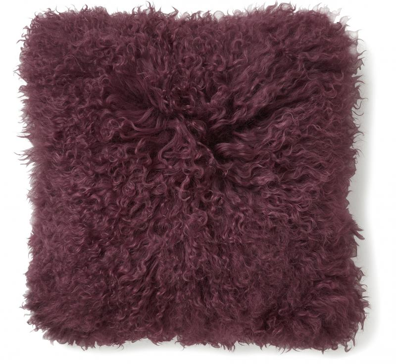 Shansi Cushion cover - Burgundy