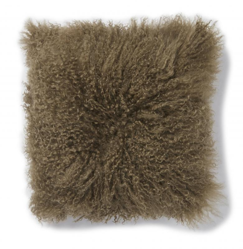 Shansi Cushion cover - Brown