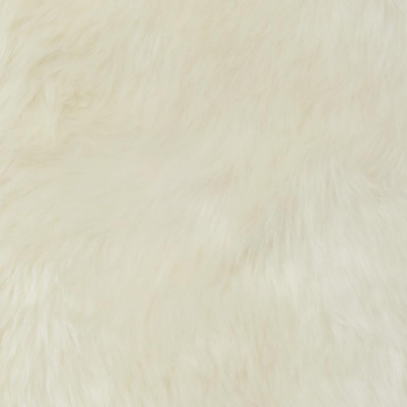 Gently-R Sheepskin - White