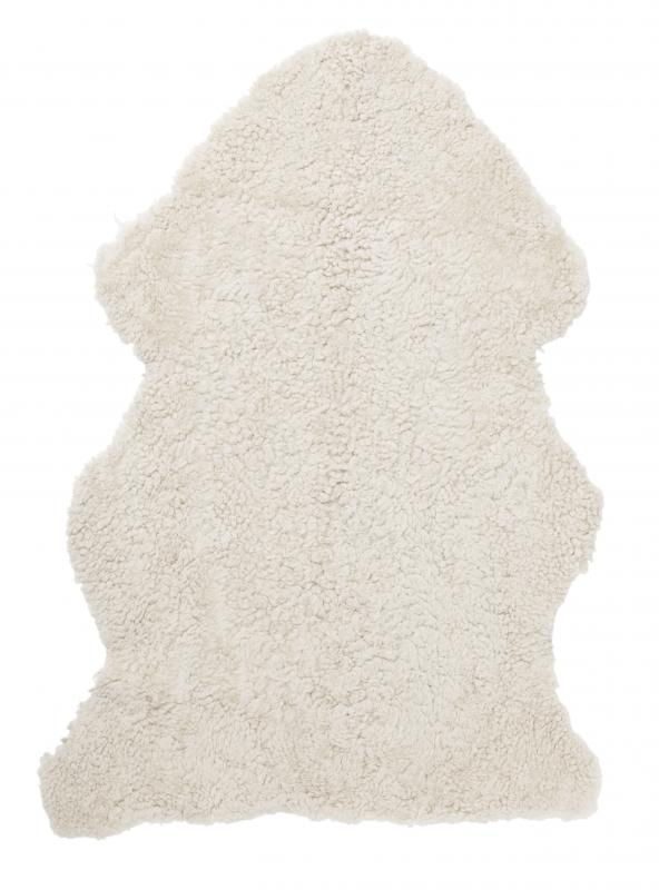 CurlyR rug. Sheepskin - Beige Moonlight