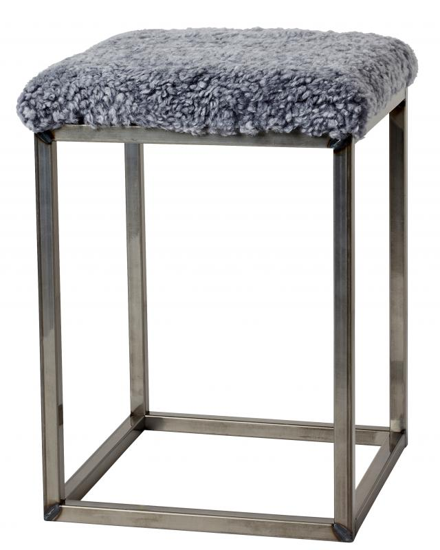 Palle S Curly Charcoal Silvergrey/Steel