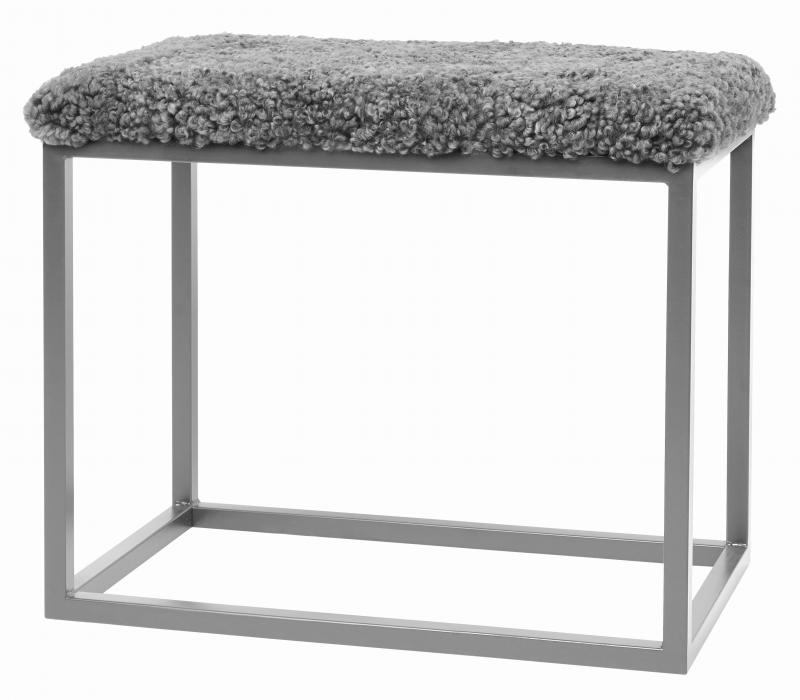 Palle M Curly Charcoal Silvergrey/Steel